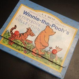 Winnie the Pooh 5 Book Box Set